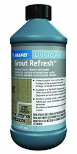 Mapei Grout Refresh Colorant and Sealer Grout Paint and Cleaner to Repair Res... $29.65