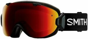 SMITH I OS Ski Snowboard Goggles with Extra Lens Made in USA