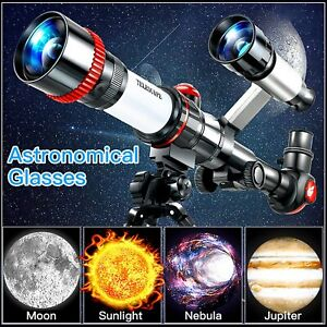 Astronomical Telescope Outdoor Camping Children Science Experiment Simulates