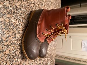 Cabela#x27;s Men's Duck Boots Tan Hunting Size 10 US