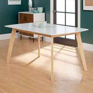 Walker Edison Furniture Wood Dining Set $228.56