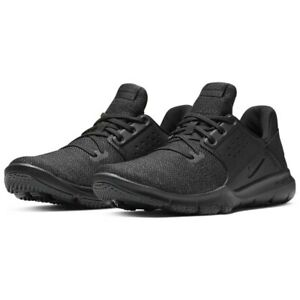 Nike Flex Control TR3 Mens Training Shoes Black AJ5911 002 NEW SIZE 10 $49.99