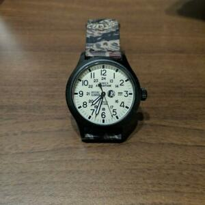 Hysterical Glamour Timex Camouflage Pattern Watch