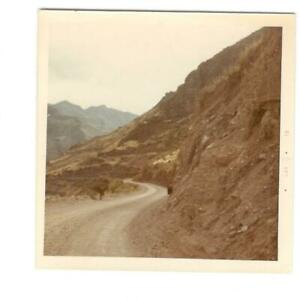 Vintage Photo Road To Pisac Peru 1960#x27;s DST85