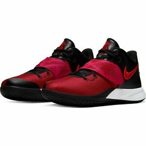 Nike Kyrie Flytrap III Basketball Shoes Black Red White BQ3060 009 Mens NEW $62.99