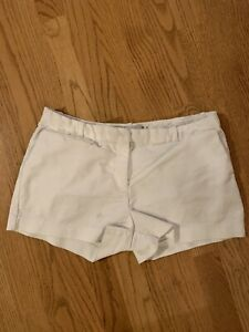 Womens Old Navy White Shorts Size 8 $9.99