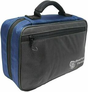 Reaction Tackle Deluxe Tackle Binder Lots of Storage Heavy Duty Fishing Bag