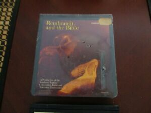 Cartrivision Rembrandt and the Bible New Sealed and a used 30 min blank. $98.00