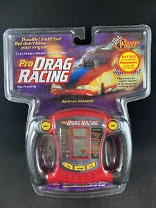 Winners Circle PRO DRAG RACING ELECTRONIC HANDHELD GAME NEW Super Rare Mint $129.99
