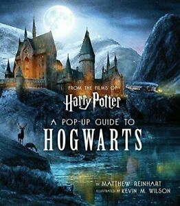 Harry Potter: A Pop Up Guide to Hogwarts