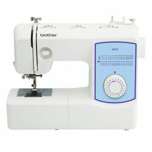 Brother Sewing Machine GX37 37 Built in Stitches 6 Included Sewing Feet FREE $169.95
