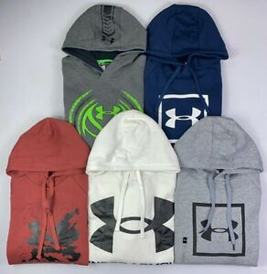 Mens Under Armour Cold Gear Loose Pullover Hoodie $39.99