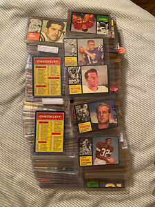 1962 Topps Football SET BREAK You Pick ALL SPs Rookies Stars w Photos $12.00