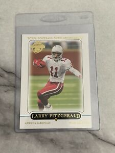 2005 Topps Football Anniversary Card #207 Larry Fitzgerald Arizona Cardinals WR $3.00