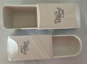 Pampered Chef Adjustable Dry Measuring Cups 1 Cup amp; 1 2 Cup Set $9.00
