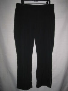 Under Armour Golf Pants mens 36 x 30 black $29.99