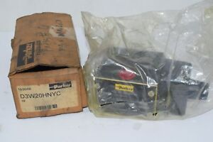 NEW Parker D3W20HNYC D3W Series Single solenoid 2 position spring offset $375.99