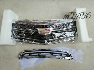 For Cadillac XTS 2013 2017 13 17 Radiator Front Bumper Upper Lower Grille $399.00