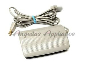 SINGER Machine CR301 Speed Control Foot Pedal 4 Pin Cord Part No. 618811 001 $29.99