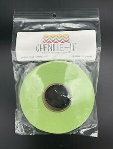 Chenille IT Blooming Bias Lime Green Bias Tape 5 8quot; 1943984 $11.04