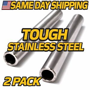 2 Pack OEM Upgrade Stainless Steel Axle fits Tank M48 M50 M54 M60 Z Wing 48 $19.99