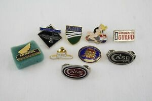 VTG Lot of 9 Pins Collectable Honda Case Aphis Doodlebug NG Calgary $30.00