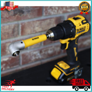 DEWALT Right angle Degree Drill Adapter Magnetic Attachment Tool Compact 1 1 2 quot; $27.99