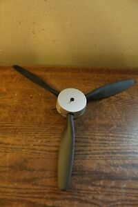 New Larger Three Blade Model Airplane Propeller $15.00