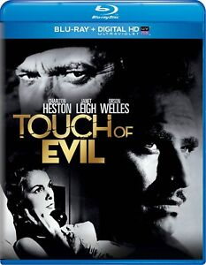 Touch of Evil Blu ray Orson Welles NEW $11.99