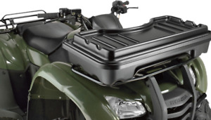 ATV Front Rack Tray Cargo Tool Storage Tub With Cover $129.95