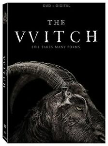 The Witch DVD NEW $4.99