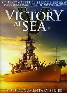 Victory at Sea The Complete Series DVD NEW $5.34