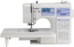 Brother HC1850 Sewing and Quilting Machine 185 Built in Stitches LCD Display $264.89
