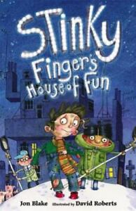 Stinky Finger#x27;s House of Fun by Blake Jon in Used Very Good
