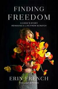 Finding Freedom by Erin French Hardcover Book Free Shipping $19.99