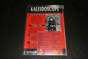 Kaleidoscope #4 w CD Nick Cave Depeche Mode Sorrow Black Box Recorder