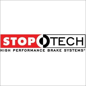 StopTech StopTech Premium Cryostop Blank Rotor Part No. 120.04004CRY $173.40