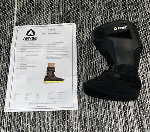 ARYSE Ankle Brace Size SMALL Right Foot AY 71 101R🌼NEW🌼 NO PACKAGING ❗️ $24.99