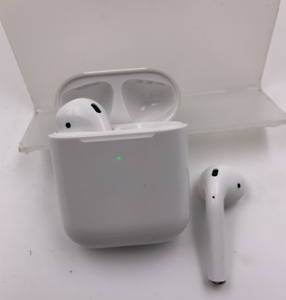 Apple Airpods With Charging Case 2nd Generation Original Apple Airpods $56.96