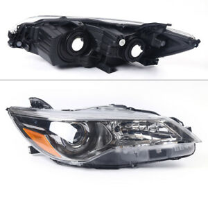 Right Projector Headlight Passenger Side Head Lamp For Toyota Camry 2015 2017 US $74.00