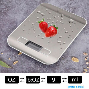 Kitchen Scale Portable 5KG 1g 22lb Digital Scale Jewelry Food Diet Balance