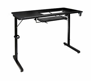 SewStation 101 Portable Folding Sewing Table with Steel Legs by SewingRite B... $160.57