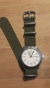 Wenger Swiss Military Vintage Watch $26.95