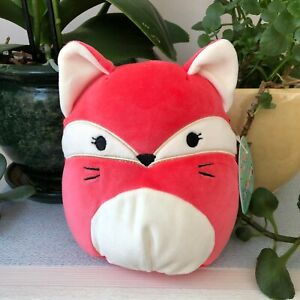 squishmallow 8 inches raccoon Randy