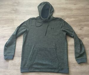 Under Armour Cold Gear Hoodie Mens Size Large NWOT Green PERFECT $24.99