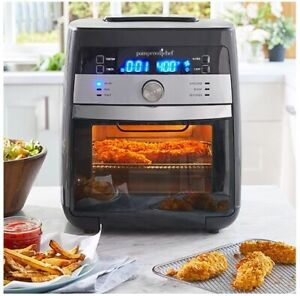 NIB Pampered Chef DELUXE AIR FRYER #100194 Free Shipping