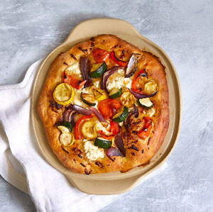 Pampered Chef : Personal Pizza Stone Free shipping
