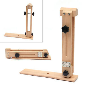 DIY Sewing Wood Tools Leather Craft Stitching Lacing Lacing Pony Table Clamp NEW $41.00