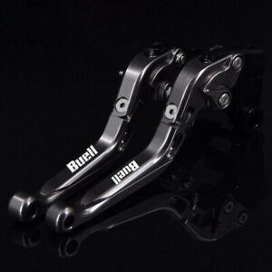 CNC Folding Extendable Brake Clutch Lever for Buell 1125CR 2009 $36.99