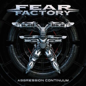 FEAR FACTORY CD AGGRESSION CONTINUUM 2021 NEW UNOPENED ROCK METAL $24.99